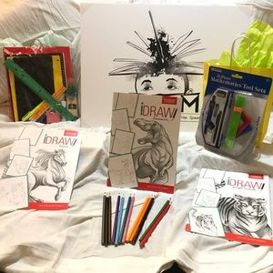 Toys - Young Artist Swag Bag NWOT